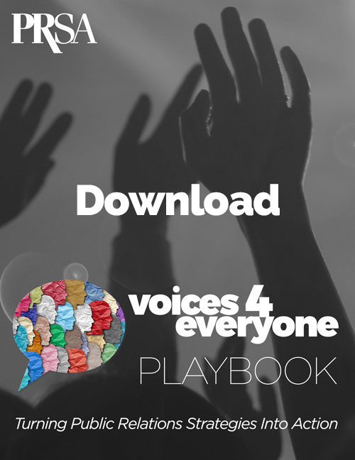 Voices4Everyone Playbook